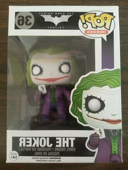 The Joker - The Dark Knight Trilogy #36 DC Heroes Funko Pop!
