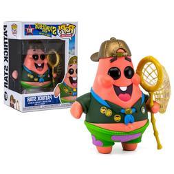 The SpongeBob SquarePants Movie Patrick Star Funko Pop #917