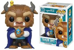 The Winter Beast POP Figure #239 Beauty And The Beast Disney