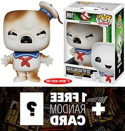"""Toasted Stay Puft Marshmallow Man: ~6"""" Deluxe Funko POP! Mov"""