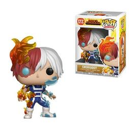 My Hero Academia Todoroki Pop! Vinyl Figure And Keychain.