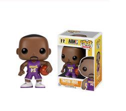 toy FUNKO POP Basketball NBA Star KOBE BRYANT PVC Action Fig
