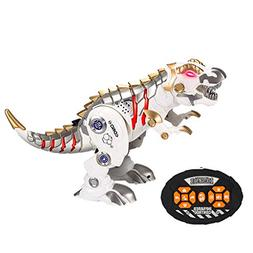 FIged Kids Toys, Kids Interactive Walking Dinosaur Glowing a