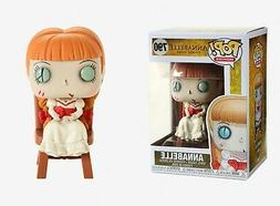 Funko Toys POP Horror Movies Annabelle creation in Chair Fig