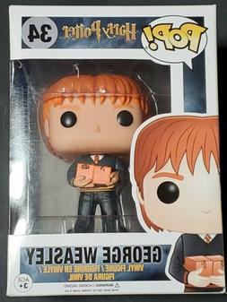 "Funko Toys PoP Movies Harry Potter George Weasley 4"" Figure"