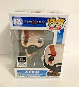 Funko Toys PoP video Games God of War KRATOS with Axe 4in. F