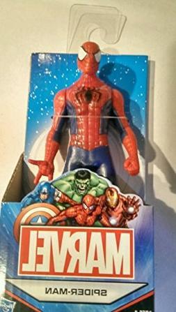 "Marvel Universe Avengers 6""  All Star Spider-Man Action Figu"