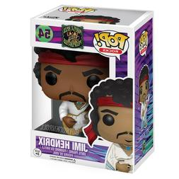 Unopened carton Funko POP! Rocks Jimi Hendrix Vinyl Figure #