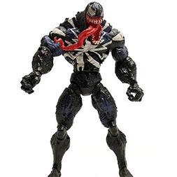 NELLIES Venom Action Figure 7 inch Amazing Spiderman Marvel'
