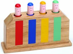 Wooden Doll Family- Caucasian