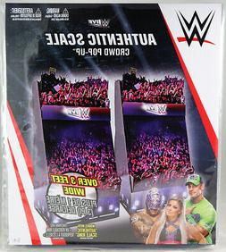 WWE Live Crowd - Pop Up Toy Wrestling Action Figure Accessor