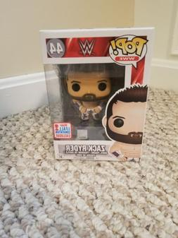 WWE Zack Ryder 2017 NYCC Fall Convention Exclusive FUNKO Pop